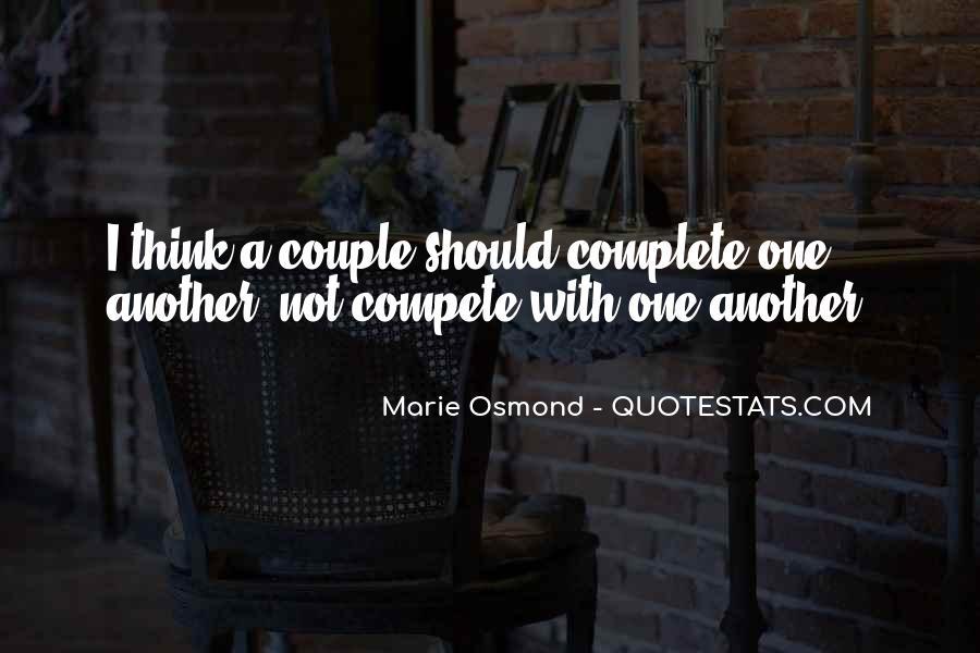 Marie Osmond Quotes #693258