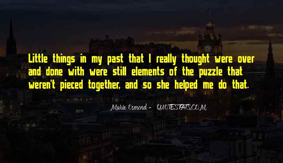 Marie Osmond Quotes #965333