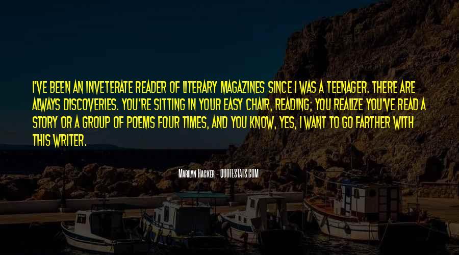 Marilyn Hacker Quotes #1662379