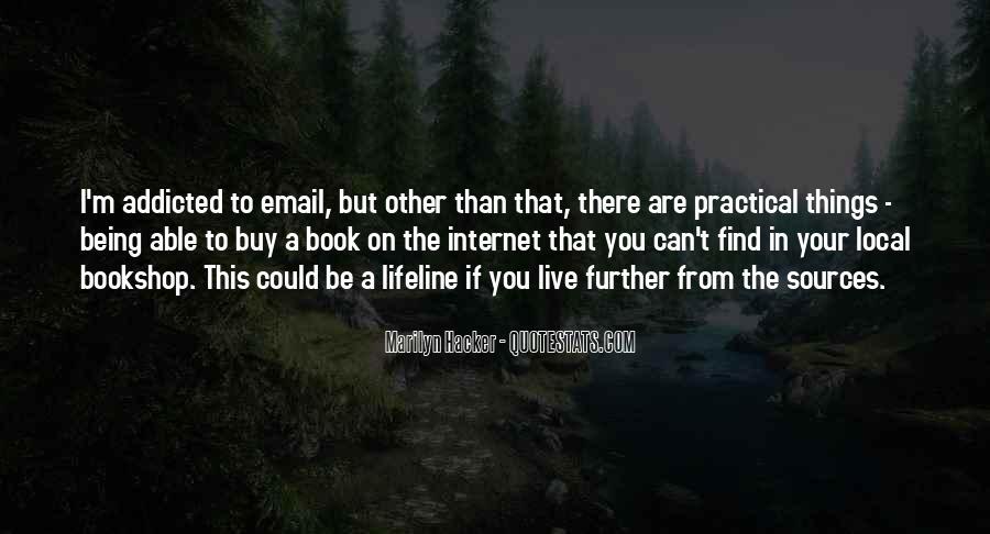 Marilyn Hacker Quotes #252990