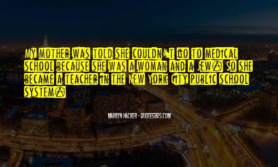 Marilyn Hacker Quotes #998221
