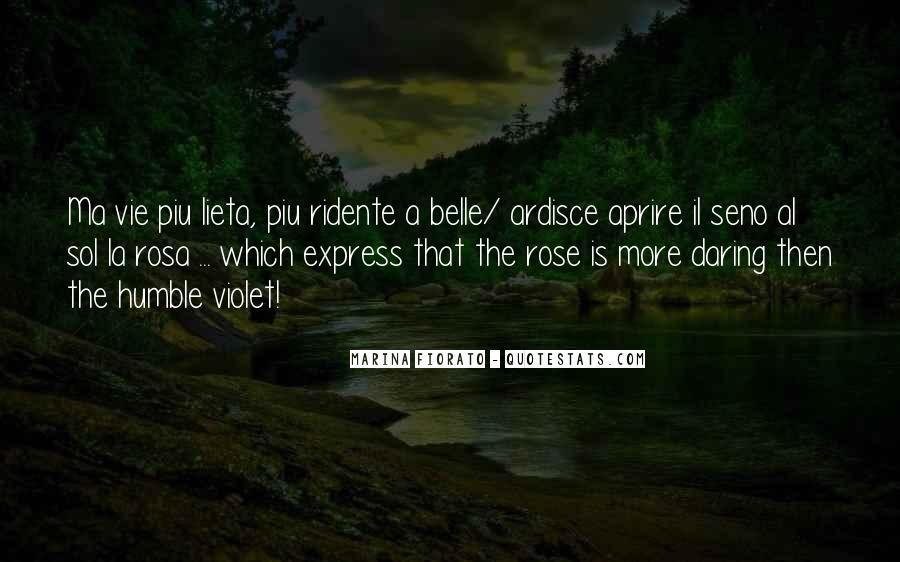 Marina Fiorato Quotes #1571828