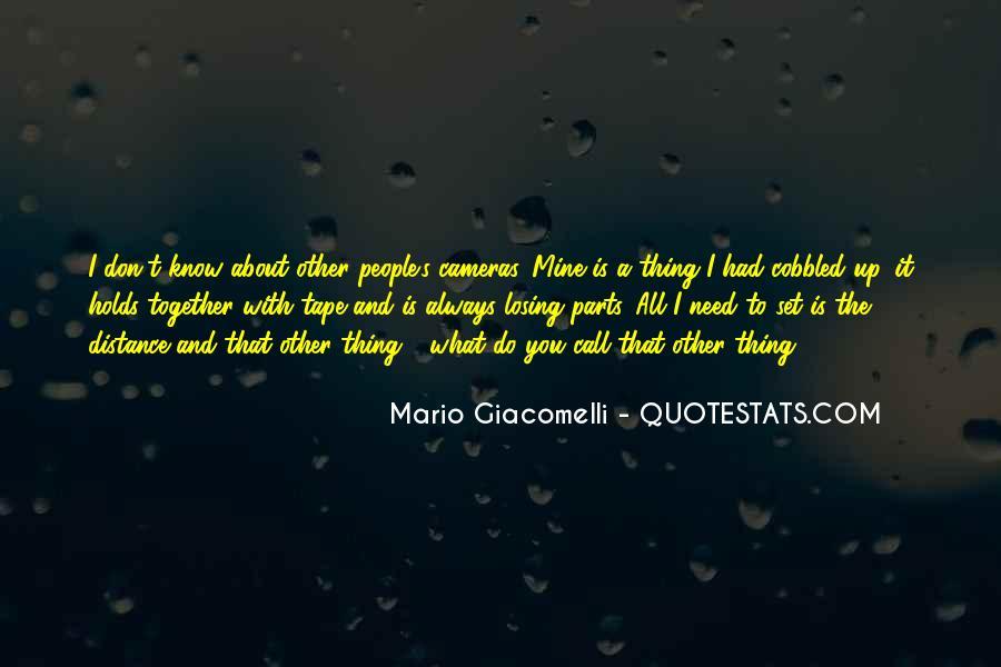 Mario Giacomelli Quotes #1355773