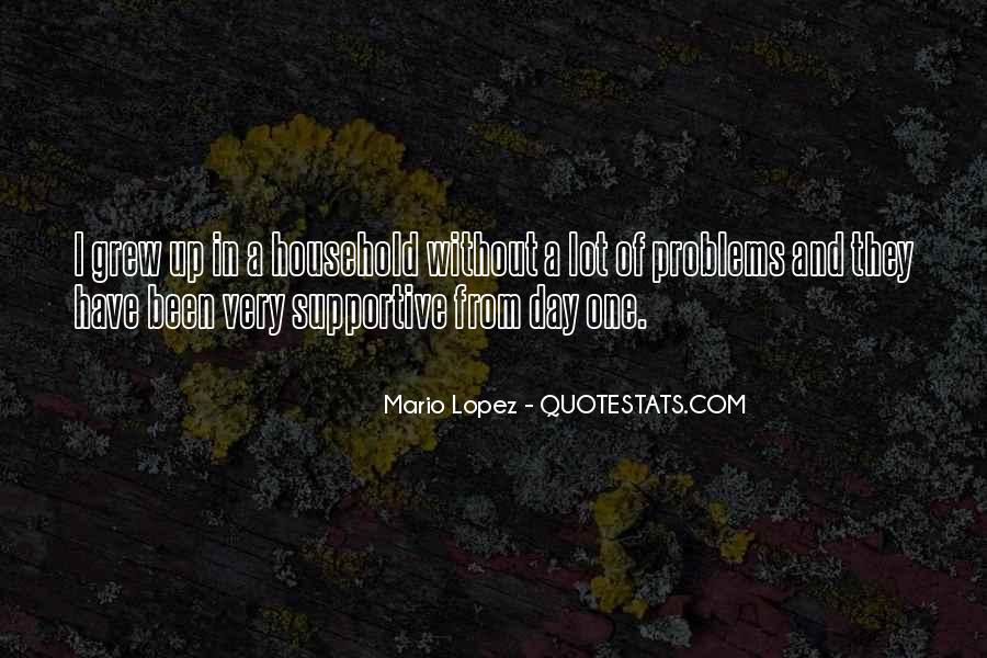 Mario Lopez Quotes #144278