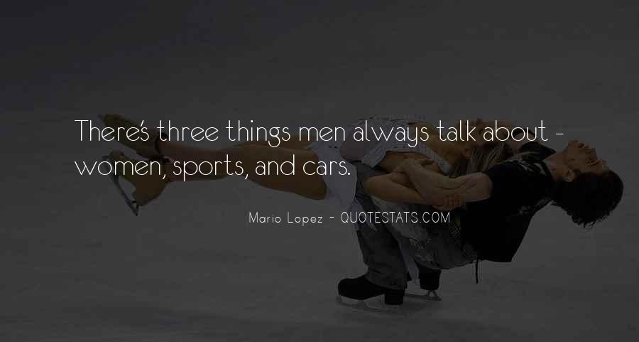 Mario Lopez Quotes #1820280