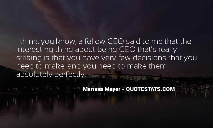 Marissa Mayer Quotes #1140188