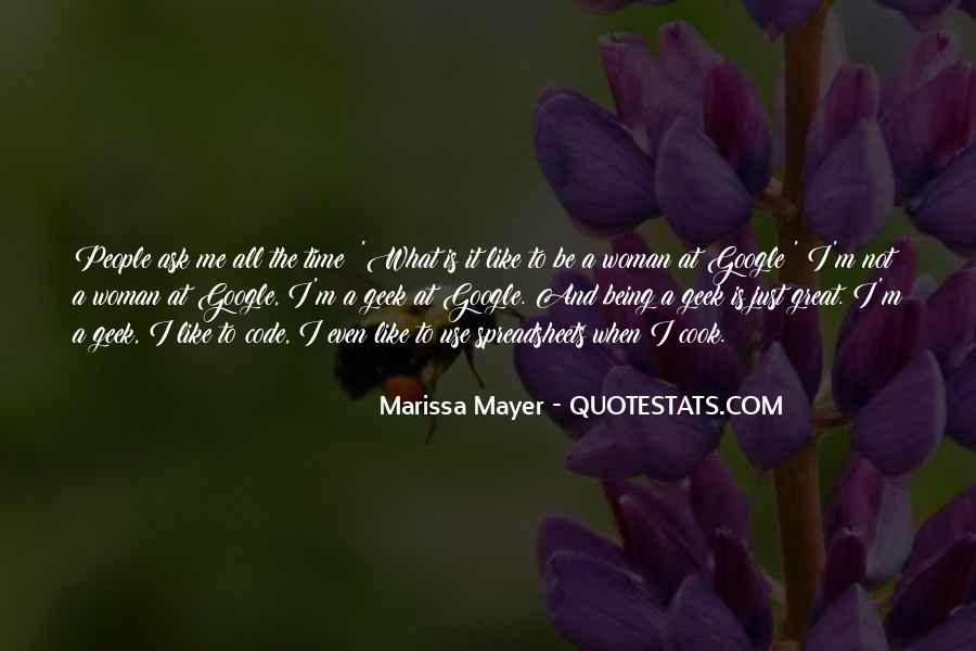 Marissa Mayer Quotes #1348412