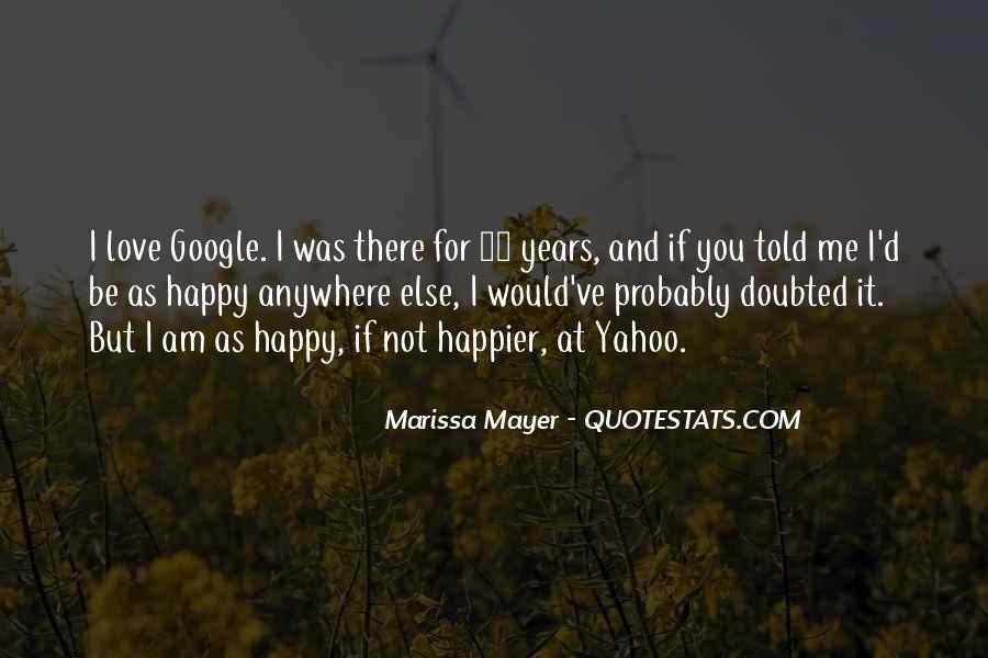 Marissa Mayer Quotes #1376792