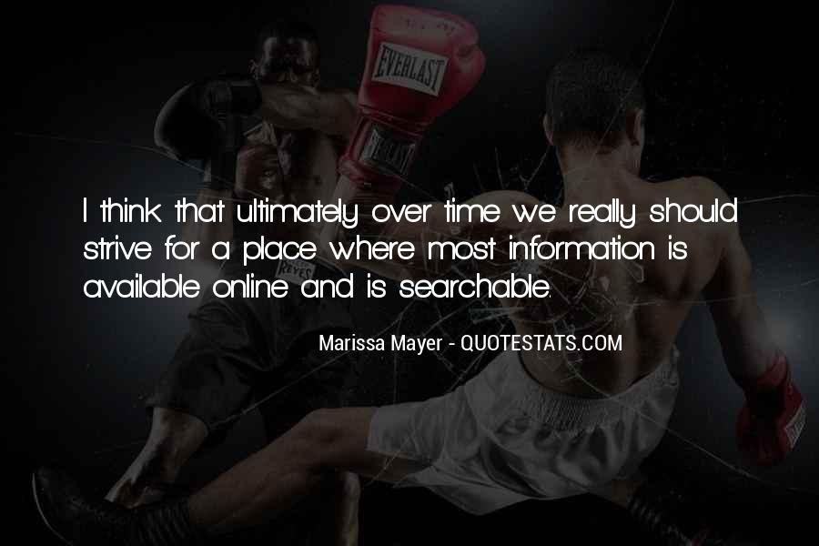 Marissa Mayer Quotes #154338