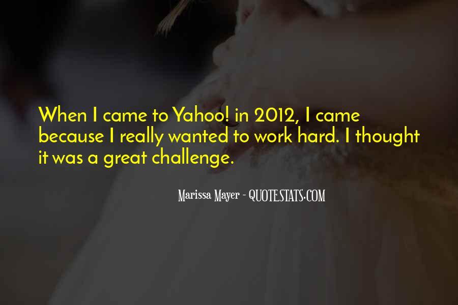 Marissa Mayer Quotes #1656441