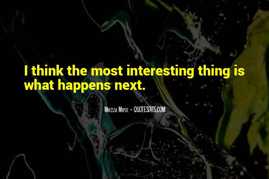 Marissa Mayer Quotes #320381