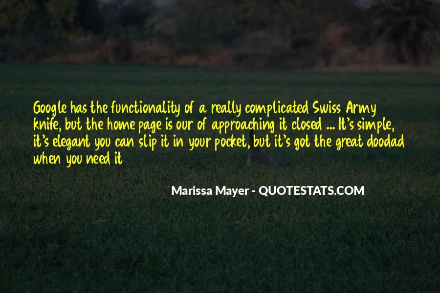 Marissa Mayer Quotes #355307