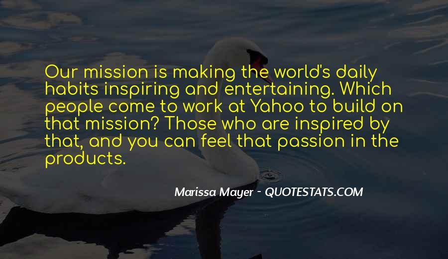 Marissa Mayer Quotes #441355