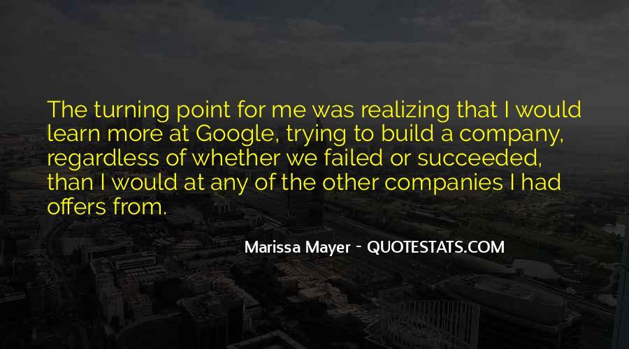 Marissa Mayer Quotes #455751