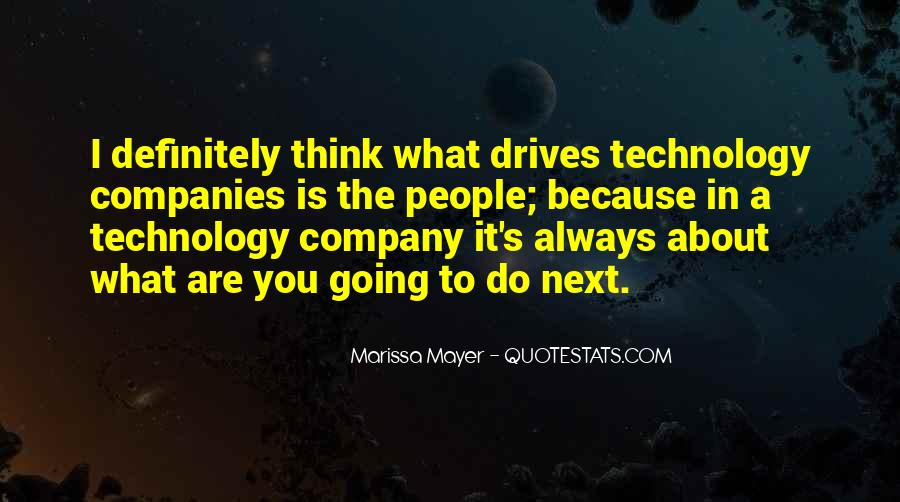 Marissa Mayer Quotes #588903