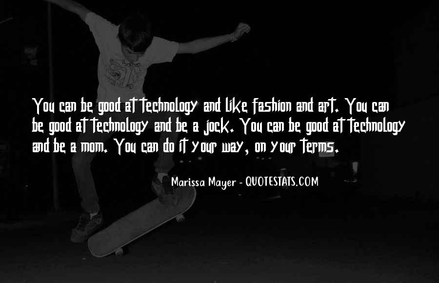 Marissa Mayer Quotes #696502