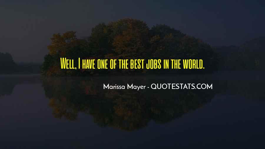 Marissa Mayer Quotes #704007