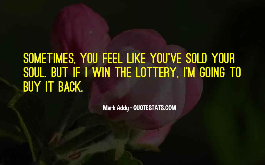 Mark Addy Quotes #440566