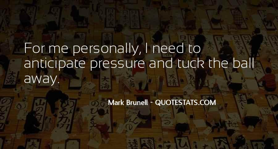 Mark Brunell Quotes #1341694