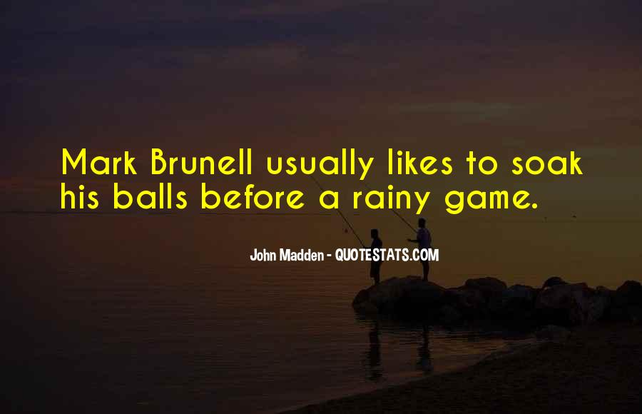 Mark Brunell Quotes #727167