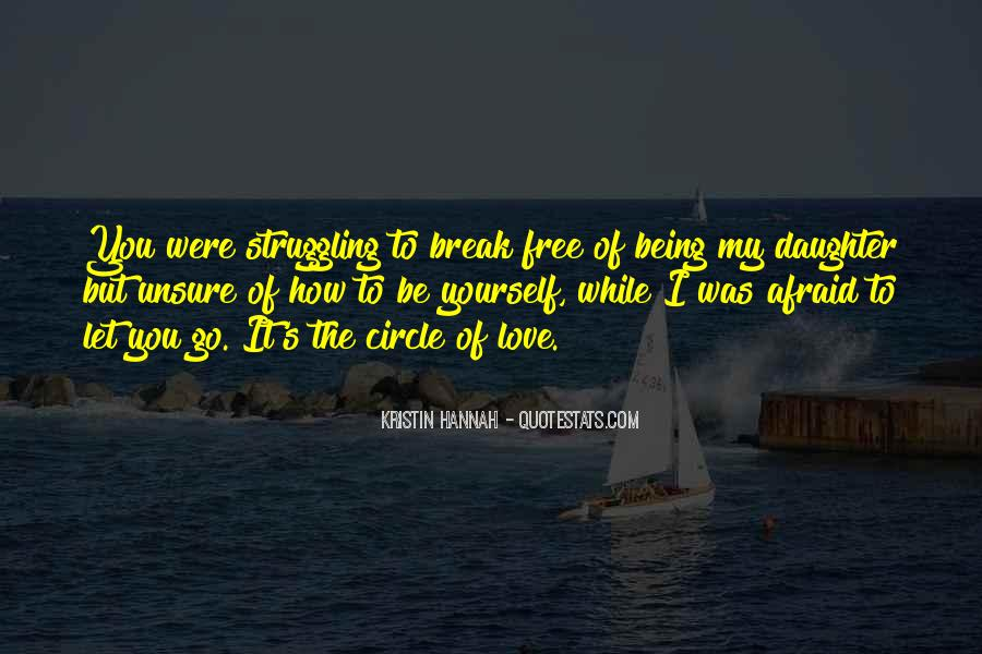 Quotes About Love After Break Ups #118561