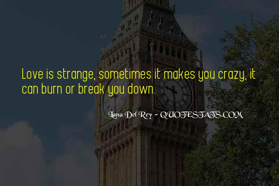 Quotes About Love After Break Ups #121567