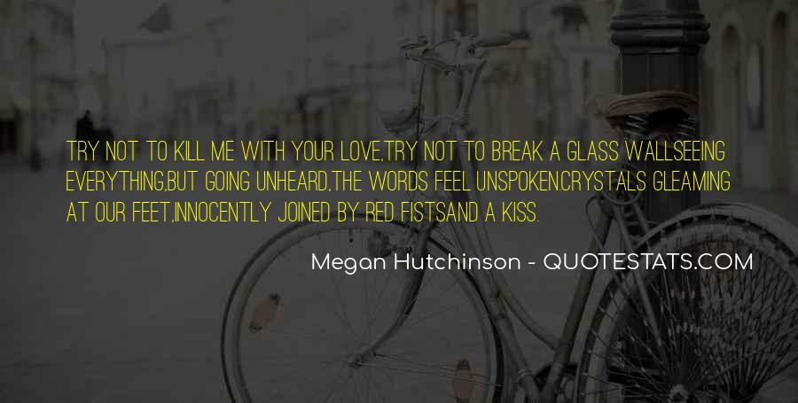 Quotes About Love After Break Ups #144025