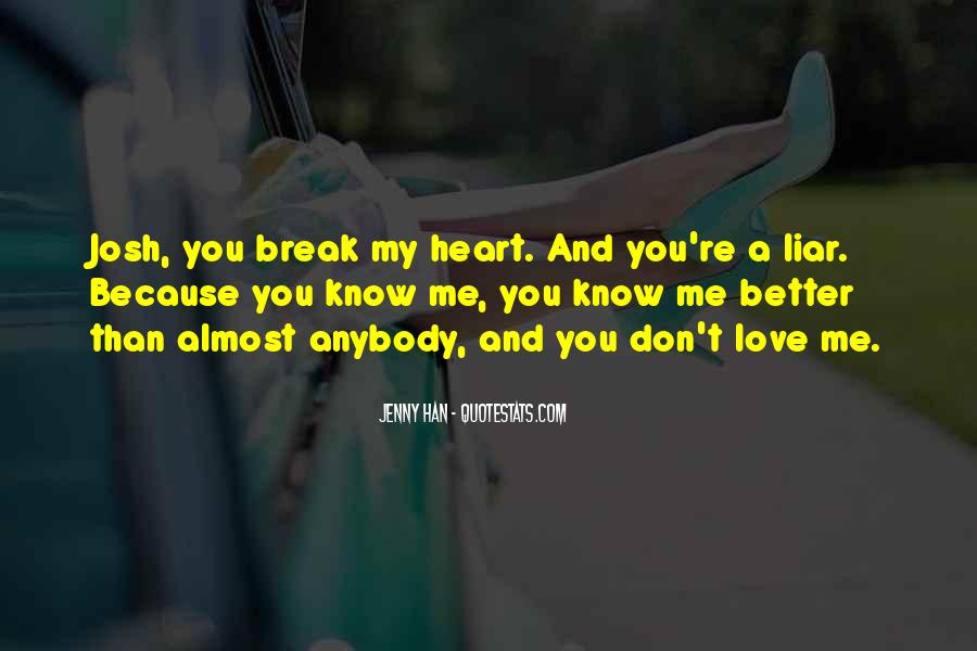 Quotes About Love After Break Ups #170707