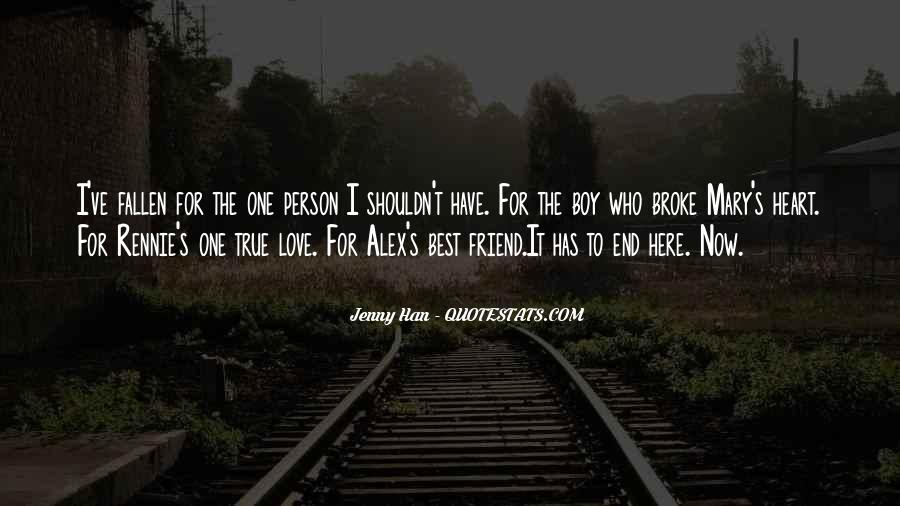 Quotes About Love After Break Ups #178744