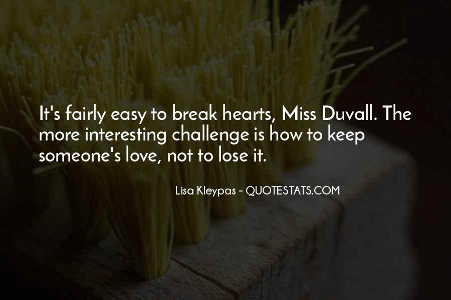 Quotes About Love After Break Ups #191058
