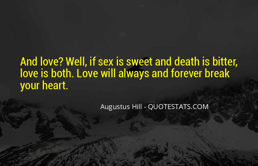 Quotes About Love After Break Ups #256107