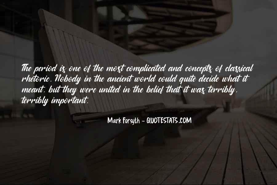 Mark Forsyth Quotes #130821