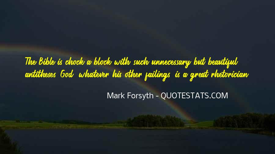 Mark Forsyth Quotes #1747844