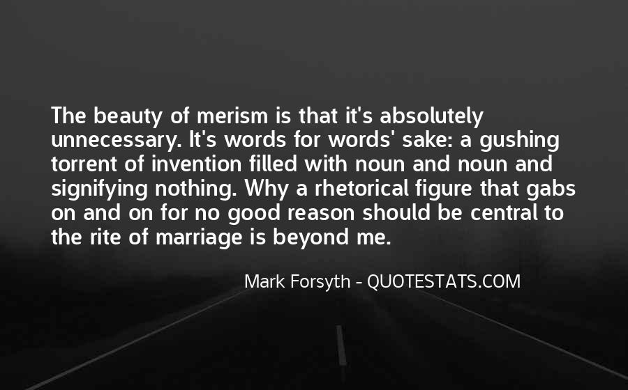 Mark Forsyth Quotes #966461