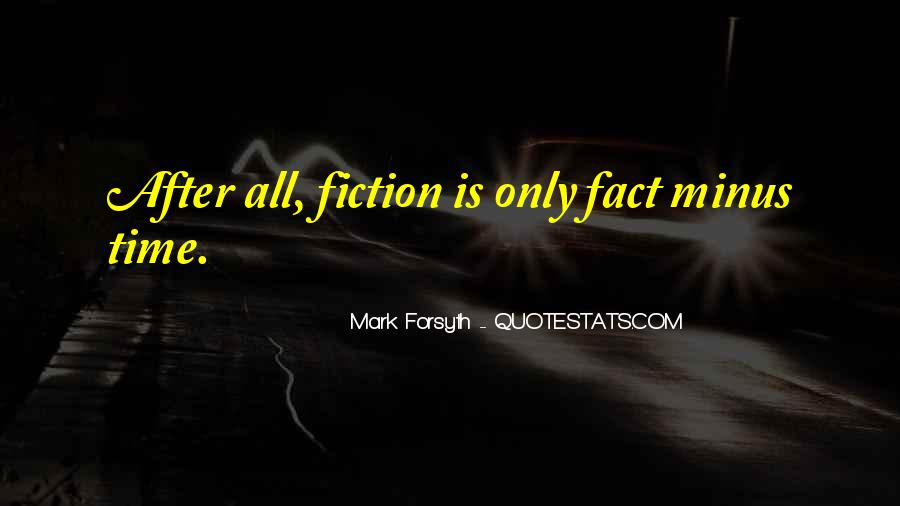 Mark Forsyth Quotes #989154
