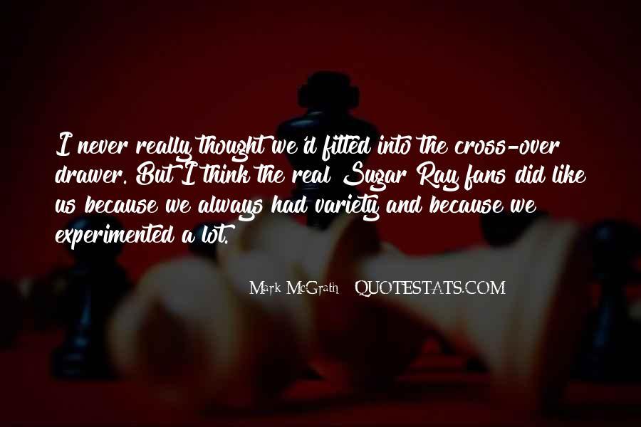 Mark Mcgrath Quotes #1023192