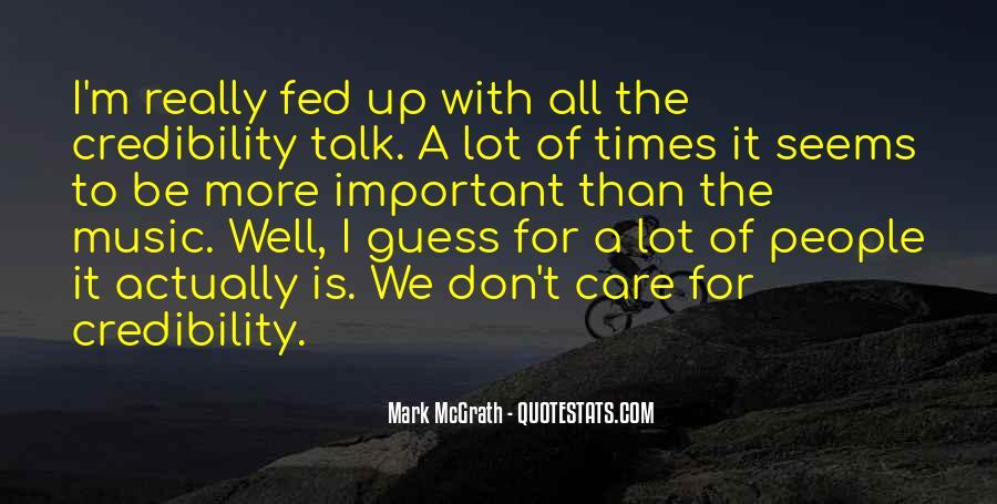 Mark Mcgrath Quotes #1338681