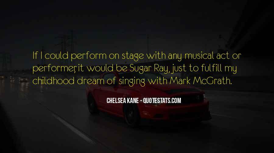 Mark Mcgrath Quotes #1448155