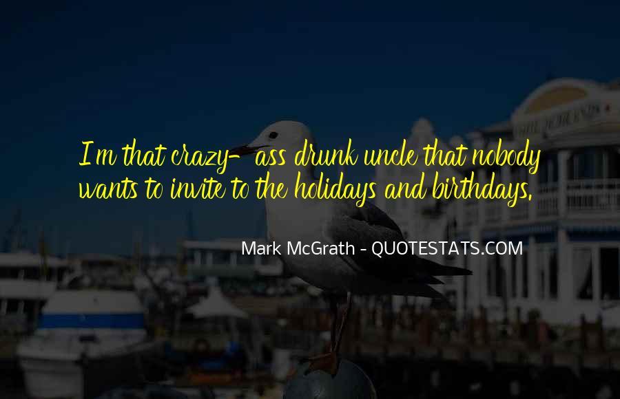 Mark Mcgrath Quotes #1520311