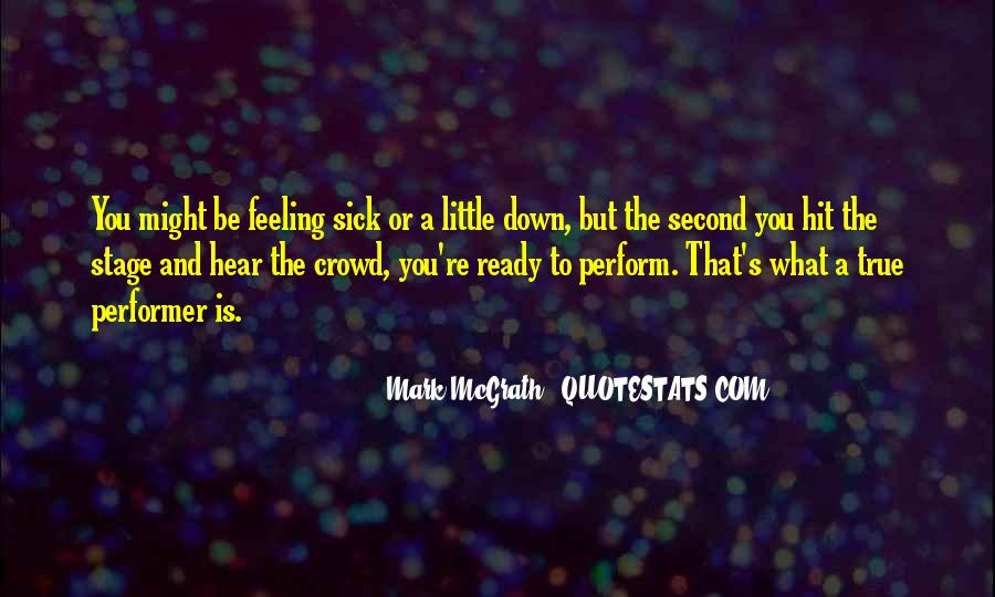 Mark Mcgrath Quotes #1637715