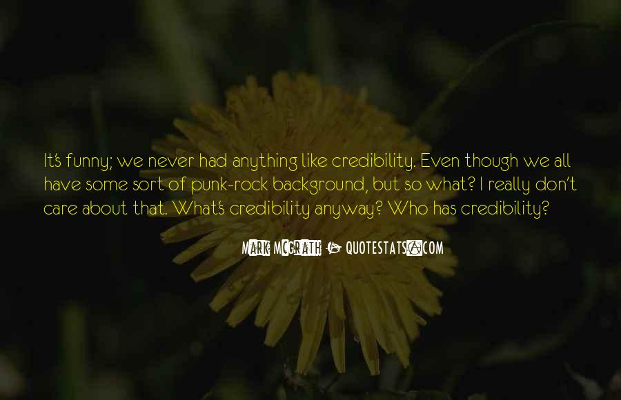 Mark Mcgrath Quotes #1692443