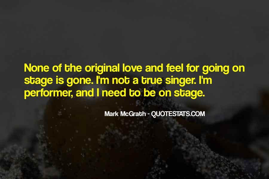Mark Mcgrath Quotes #421001