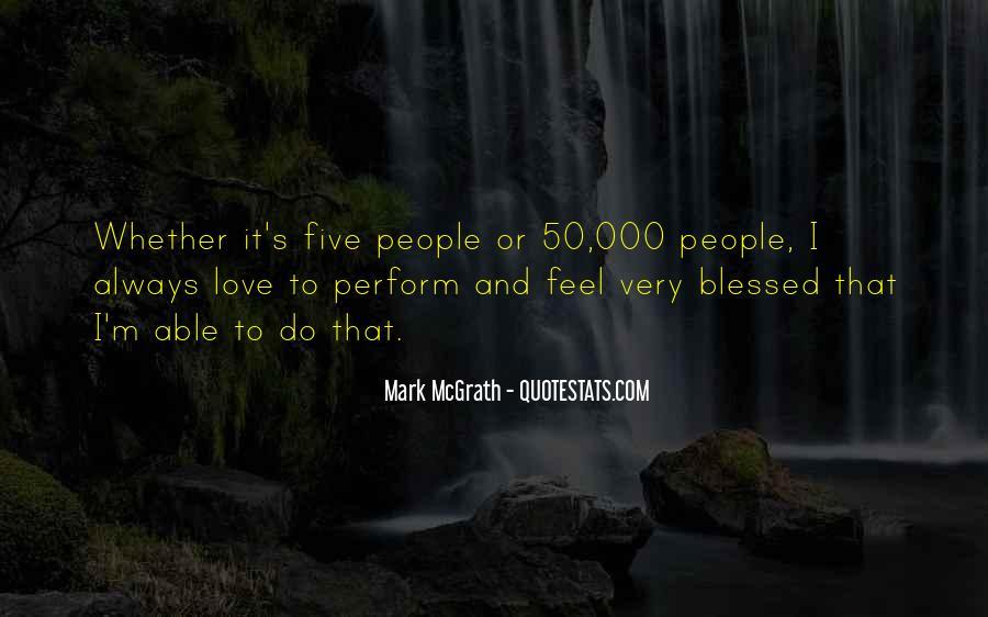Mark Mcgrath Quotes #446019