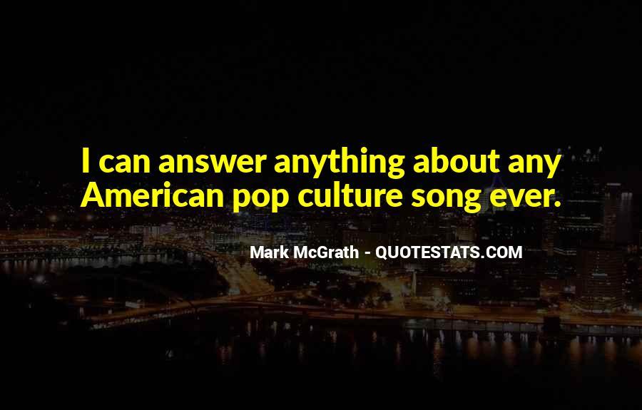 Mark Mcgrath Quotes #790355