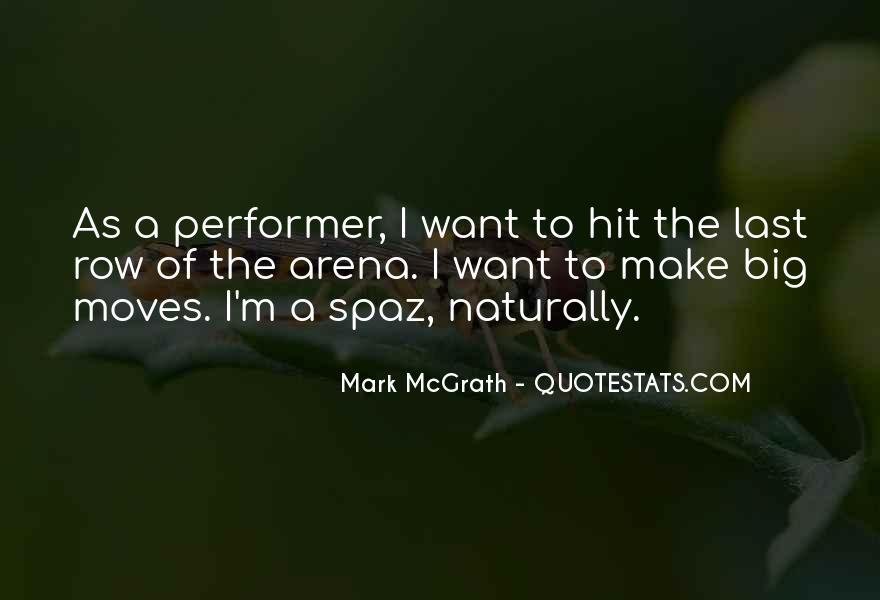 Mark Mcgrath Quotes #864576