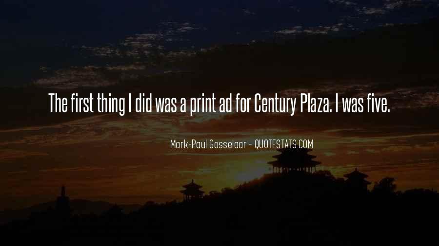 Mark Paul Gosselaar Quotes #1644525