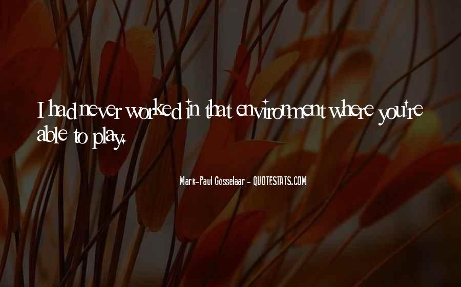 Mark Paul Gosselaar Quotes #166673