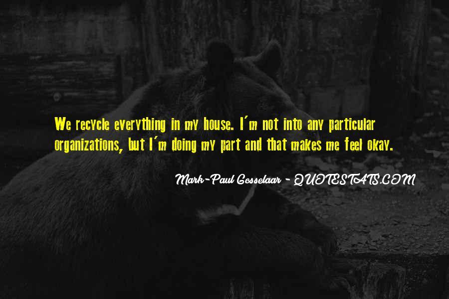 Mark Paul Gosselaar Quotes #1807178