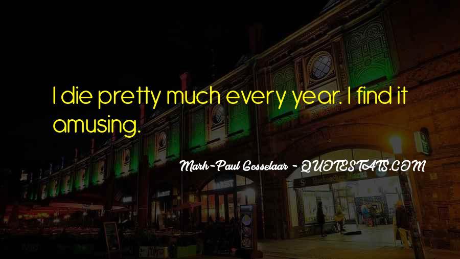 Mark Paul Gosselaar Quotes #350718