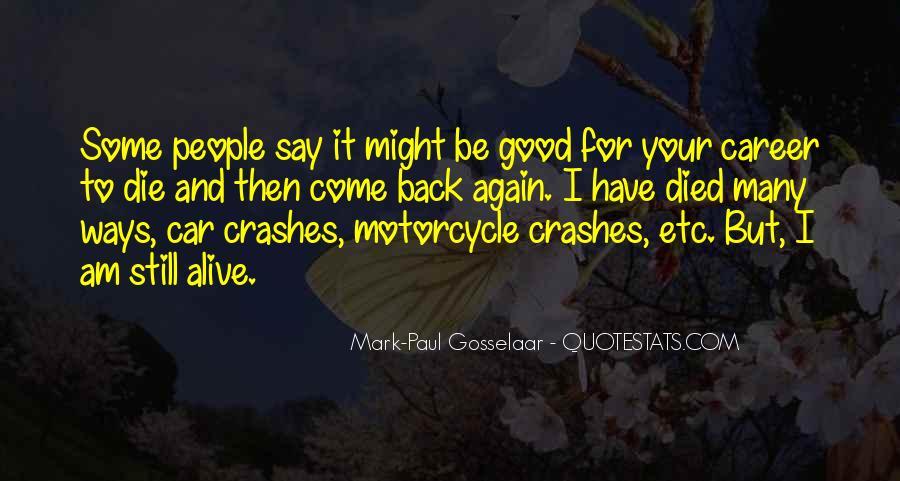 Mark Paul Gosselaar Quotes #450596